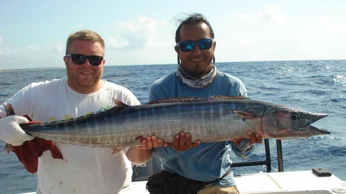 Fishing Tour Playa del Carmen Wahoo Fish